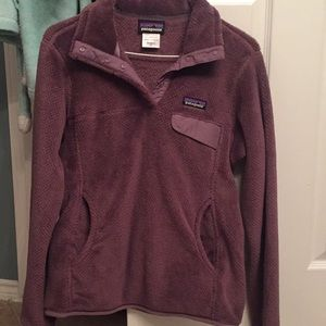 Patagonia woman's pullover jacket